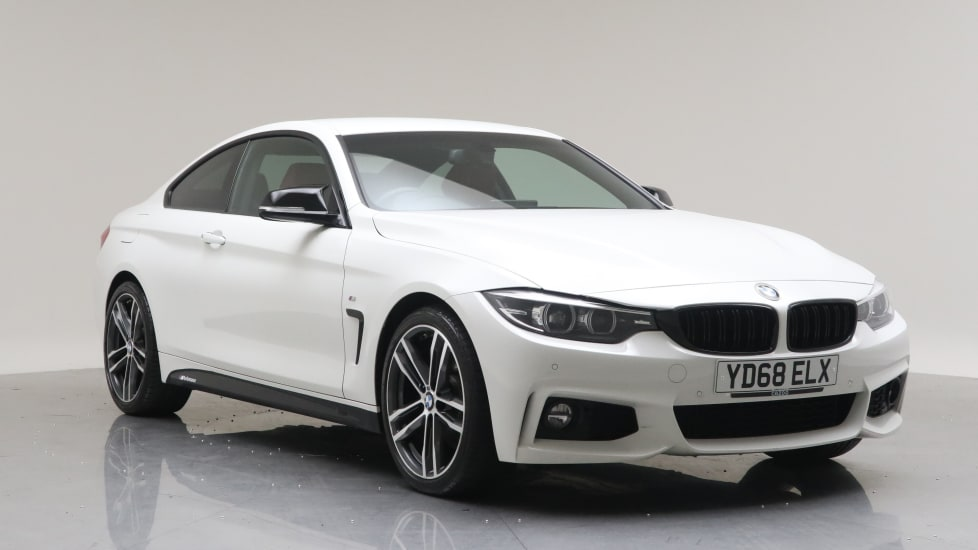 2018 Used BMW 4 Series 2L M Sport 420i