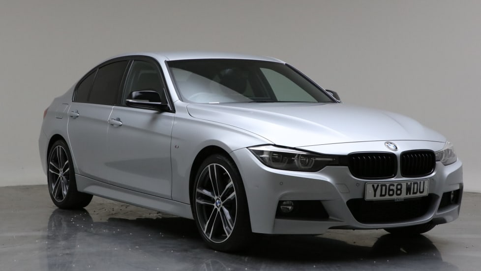 2018 Used BMW 3 Series 2L M Sport Shadow Edition BluePerformance 320d