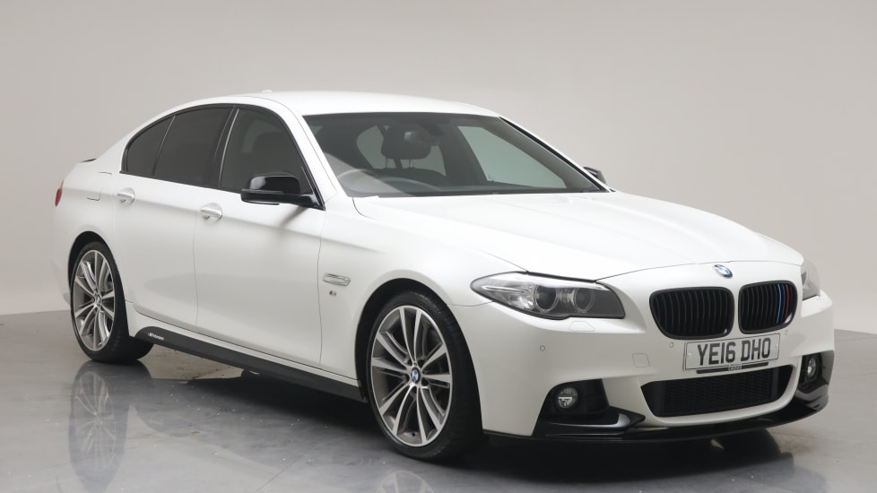 2016 Used BMW 5 Series 3L M Sport 535d