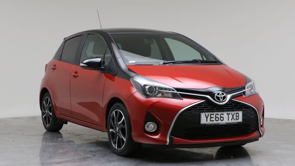 2016 Used Toyota Yaris 1.4L Design D-4D