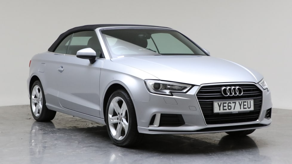 2017 Used Audi A3 Cabriolet 1.5L Sport CoD TFSI
