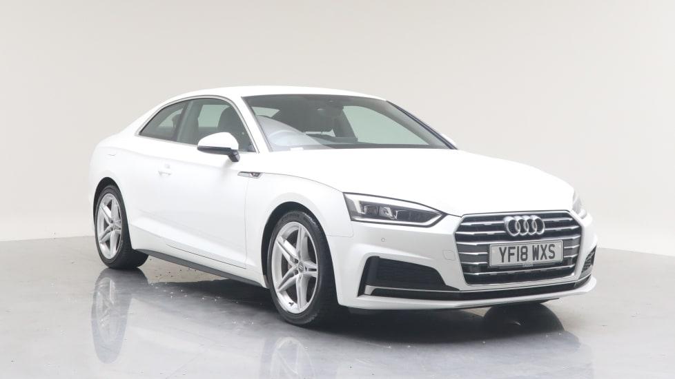 2018 Used Audi A5 2L S line ultra TDI