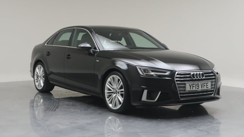 2019 Used Audi A4 2L S line TDI