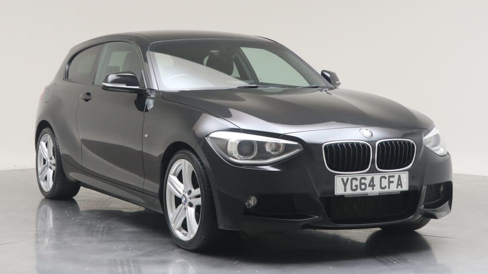 2014 Used BMW 1 Series 2L M Sport 125d