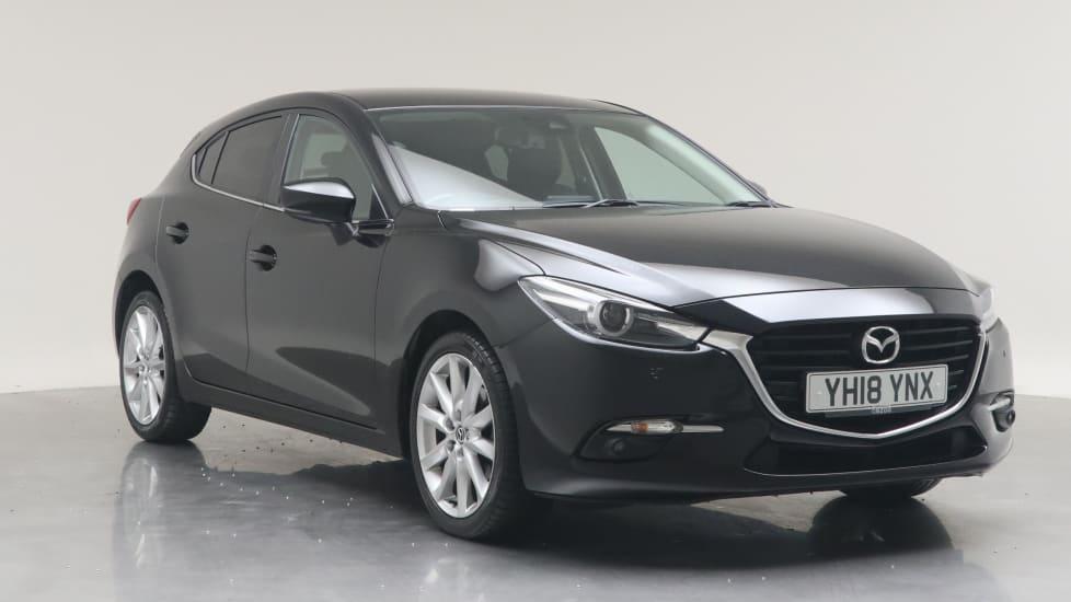 2018 Used Mazda Mazda3 2L Sport Nav SKYACTIV-G