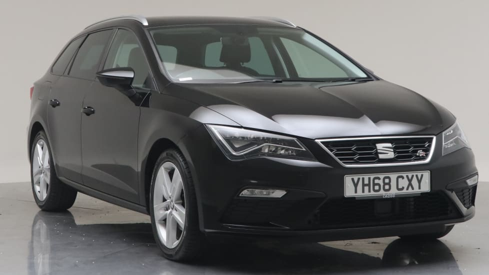 2018 Used Seat Leon 1.4L FR Technology TSI