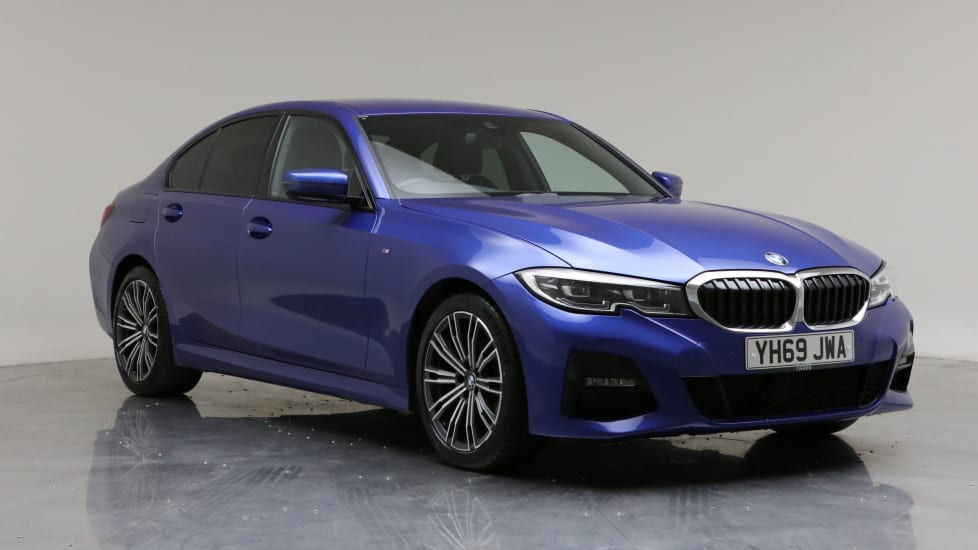 2019 Used BMW 3 Series 2L M Sport 320i