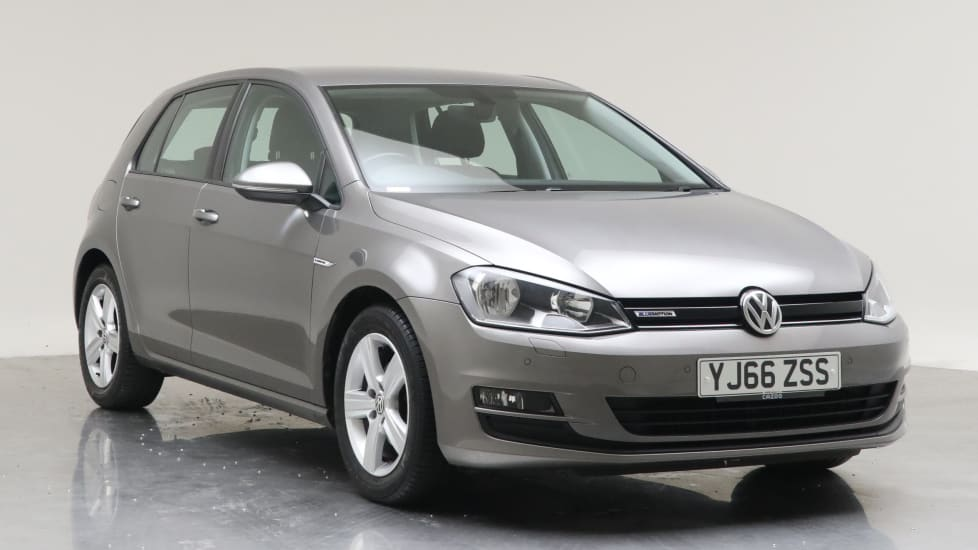 2017 Used Volkswagen Golf 1L Match BlueMotion Edition TSI
