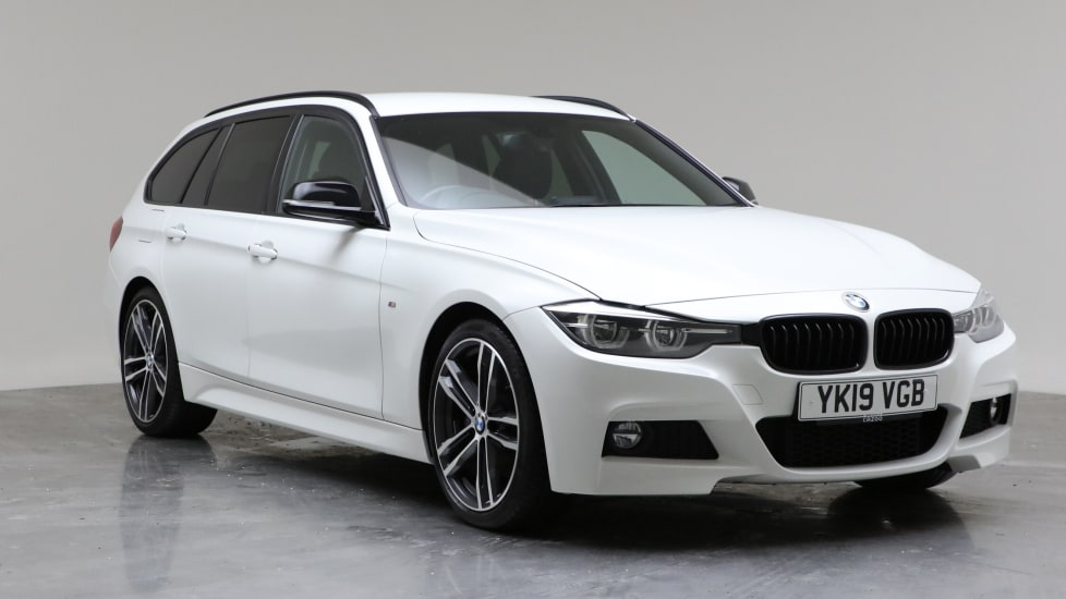 2019 Used BMW 3 Series 2L M Sport Shadow Edition 320i