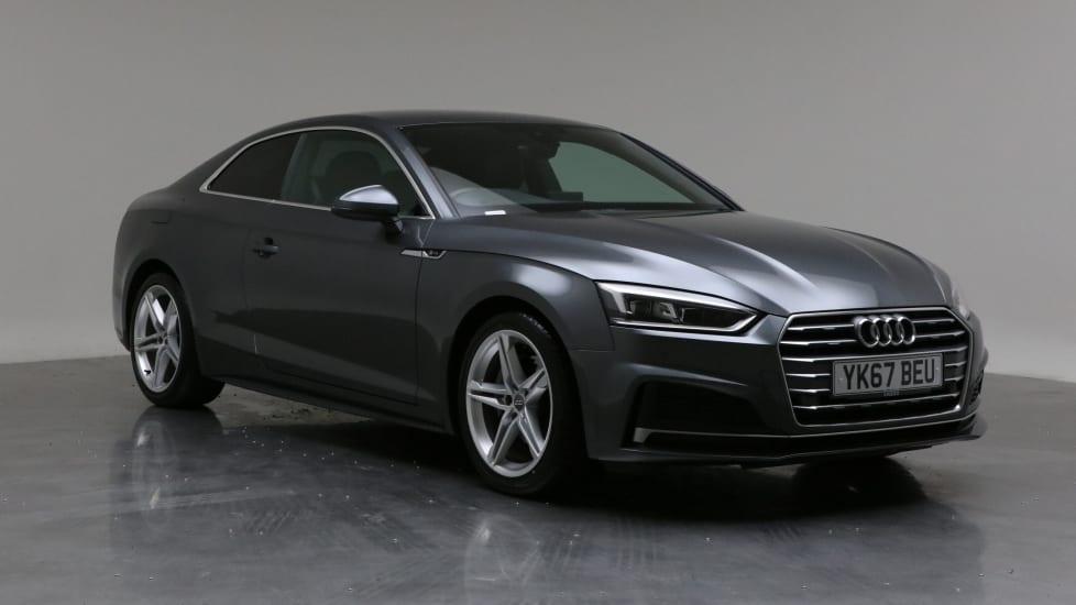 2017 Used Audi A5 2L S line TDI