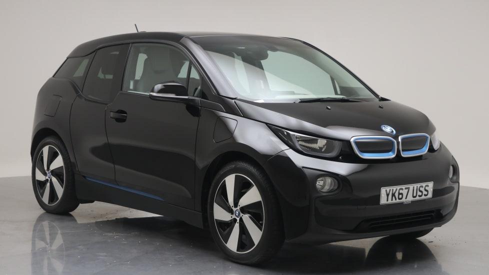 2017 Used BMW i3 0.6L E