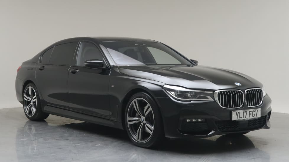 2017 Used BMW 7 Series 3L M Sport 740Ld