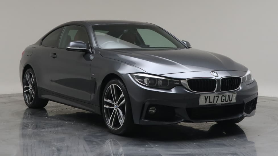 2017 Used BMW 4 Series 2L M Sport 420d