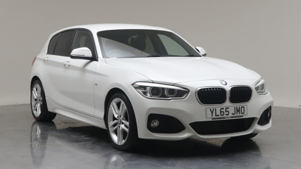 2016 Used BMW 1 Series 2L M Sport 125d