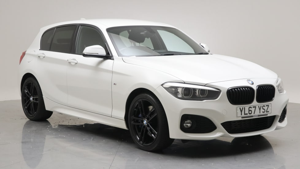 2018 Used BMW 1 Series 1.5L M Sport Shadow Edition 116d