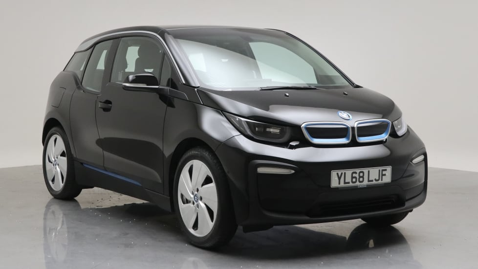 2018 Used BMW i3 42.2kWh