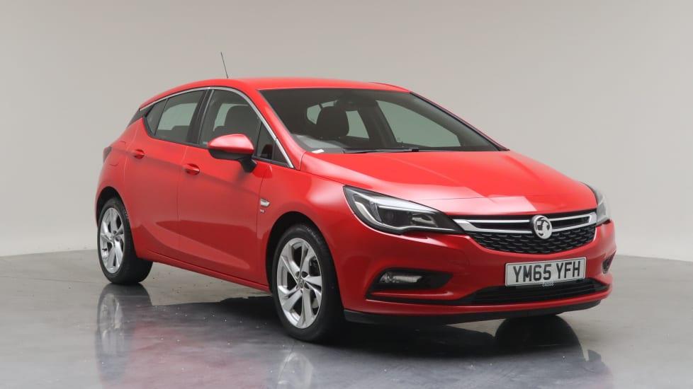 2016 Used Vauxhall Astra 1L SRi ecoFLEX i Turbo