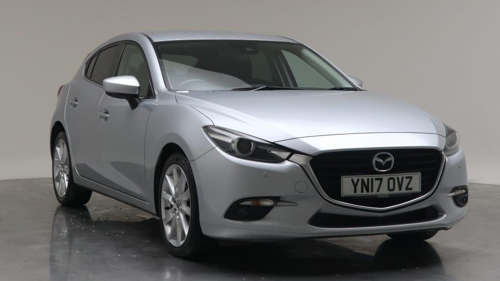 2017 Used Mazda Mazda3 2.2L Sport Nav SKYACTIV-D