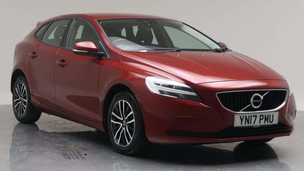 2017 Used Volvo V40 2L Momentum Nav Plus D4