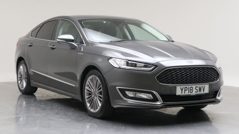 2018 Used Ford Mondeo 2L Vignale TiVCT