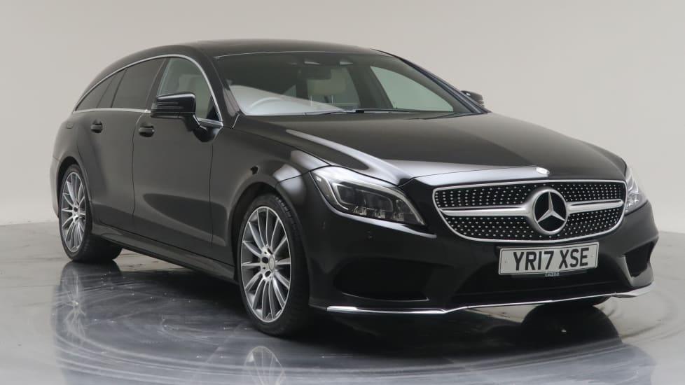 2017 Used Mercedes-Benz CLS 3L AMG Line CLS350d V6