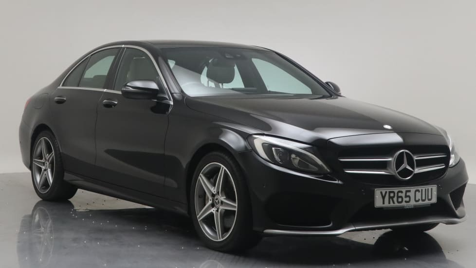 2015 Used Mercedes-Benz C Class 2.1L AMG Line C300dh