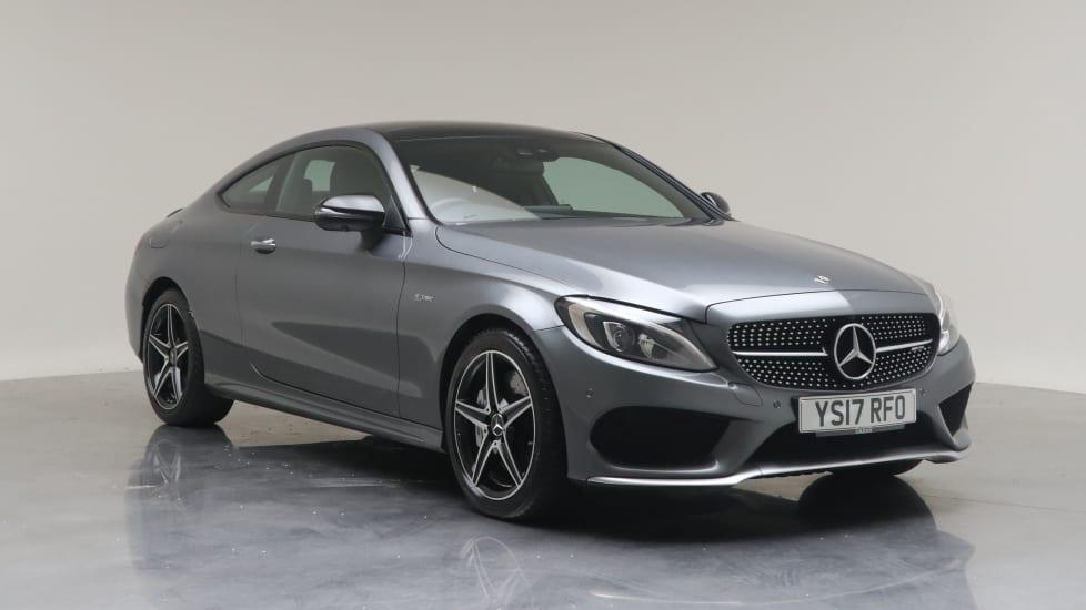 2017 Used Mercedes-Benz C Class 3L AMG C43 V6