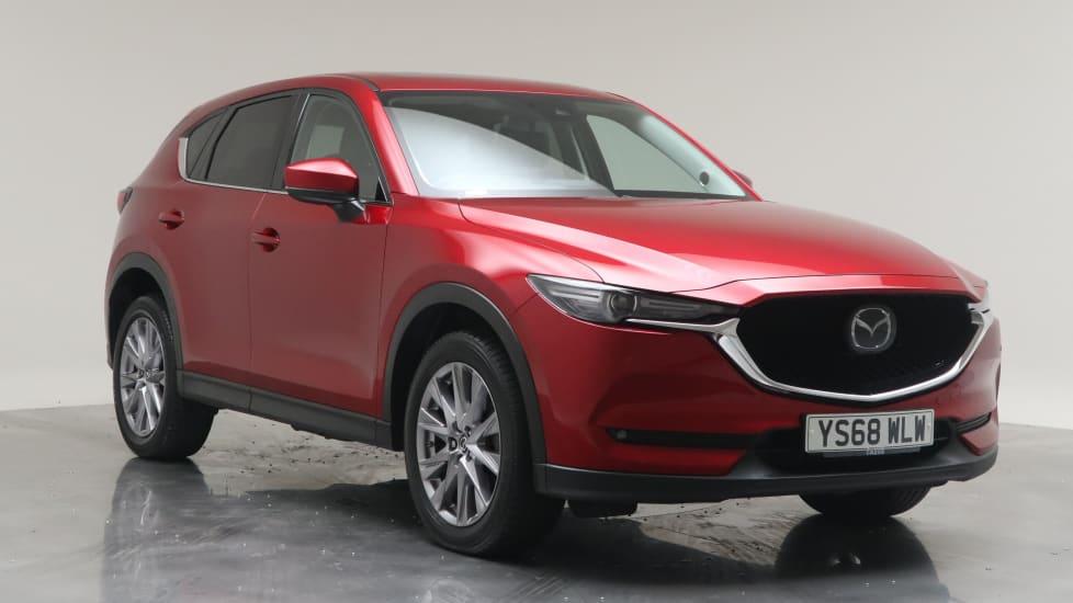 2019 Used Mazda CX-5 2.2L Sport Nav+ SKYACTIV-D
