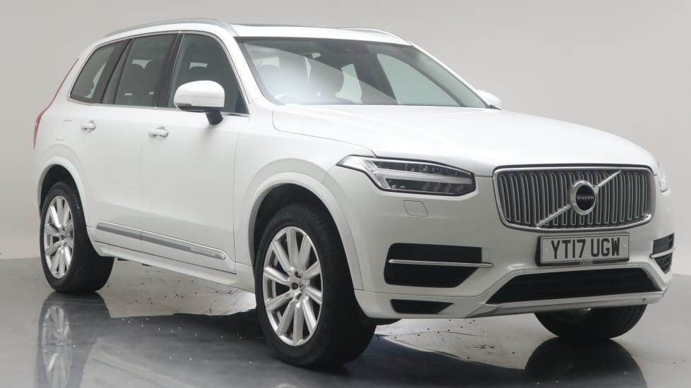 2017 Used Volvo XC90 2L Inscription Twin Engine h T8