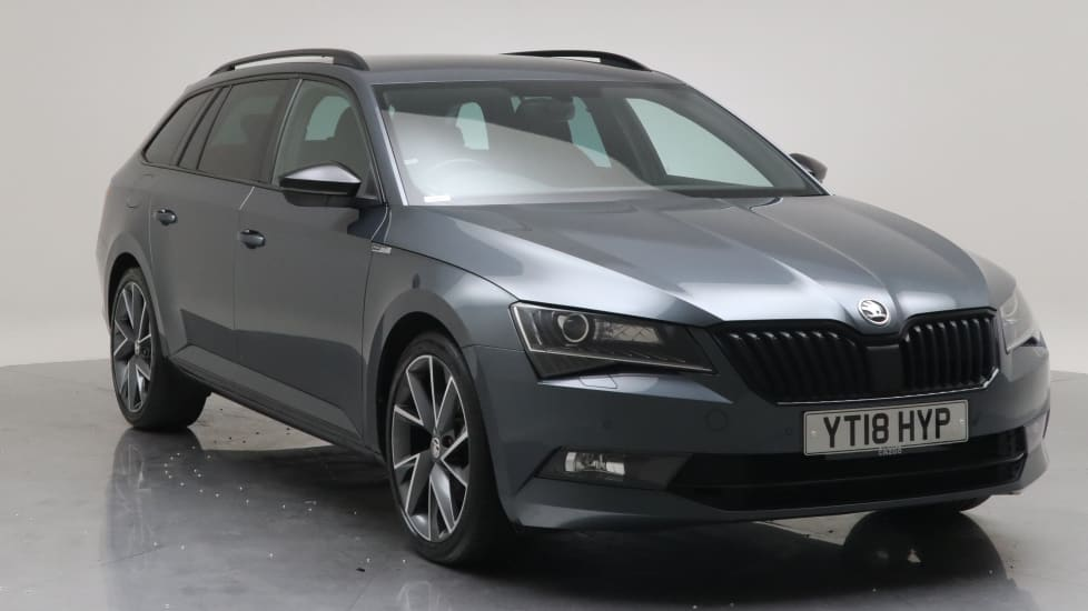 2018 Used Skoda Superb 1.4L SportLine ACT TSI
