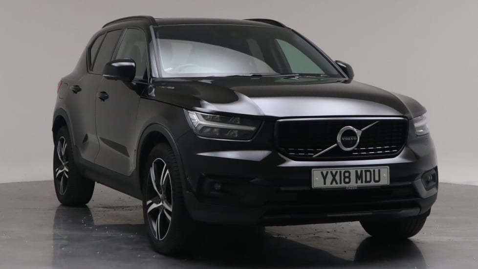2018 Used Volvo XC40 2L First Edition T5