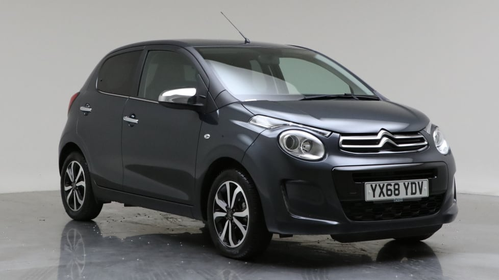 2019 Used Citroen C1 1L Flair VTi