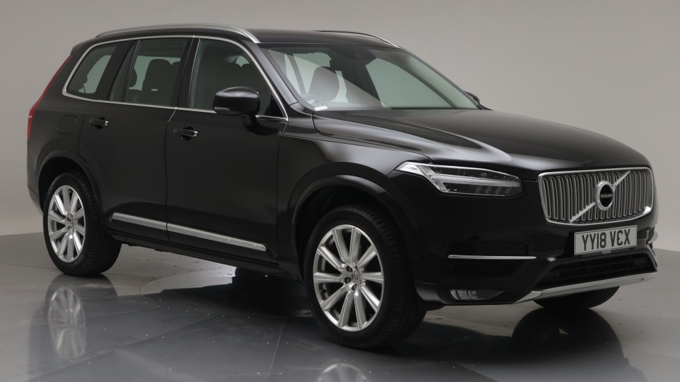 2018 Used Volvo XC90 2L Inscription PowerPulse D5
