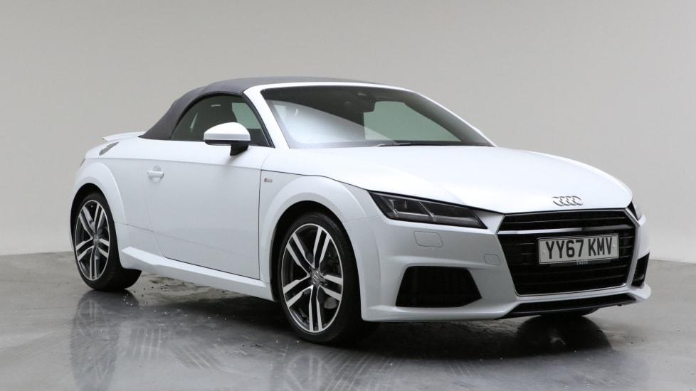 2017 Used Audi TT 2L S line TFSI
