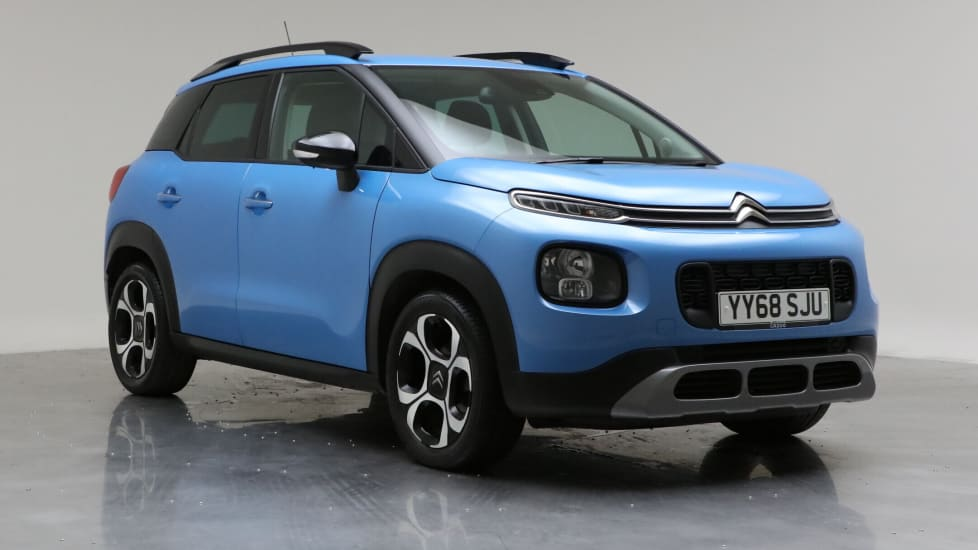 2019 Used Citroen C3 Aircross 1.2L Flair PureTech