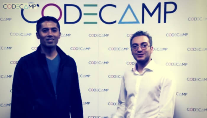 Chander Dhall's CodeCamp Interview