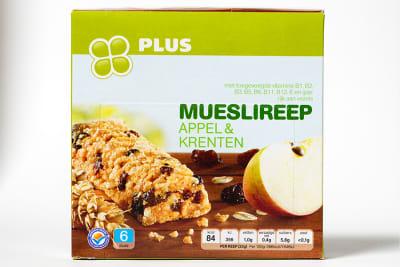 Plus-Mueslireep