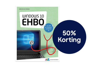 Windows 10 EHBO 50% korting 1200x800
