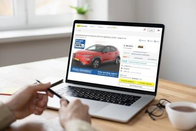 Auto kopen of verkopen online v2