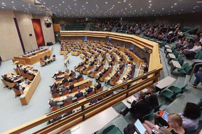 Financiën Tweede Kamer