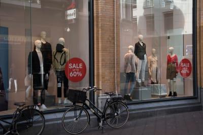 Reclame sale korting