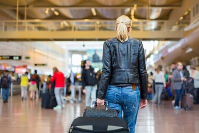 paspoort kwijt op vliegveld