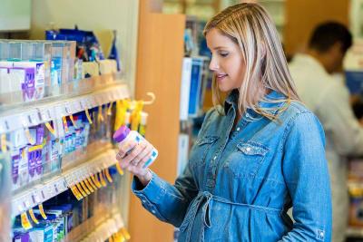 Gezondheidsclaims supplementen etiket lezen