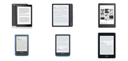 e-reader-vergelijker
