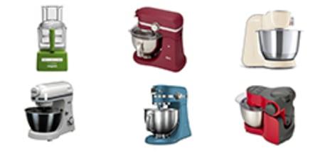 keukemachines-vergelijker