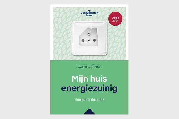Boek Mijn huis energiezuinig