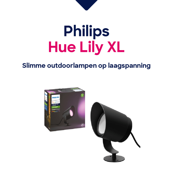 Philips Hue Lily XL outdoor lampen-01
