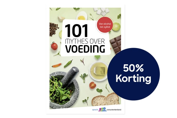101 mythes voeding 50% korting 1200X800