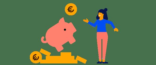 Bespaar - Geld - Columns