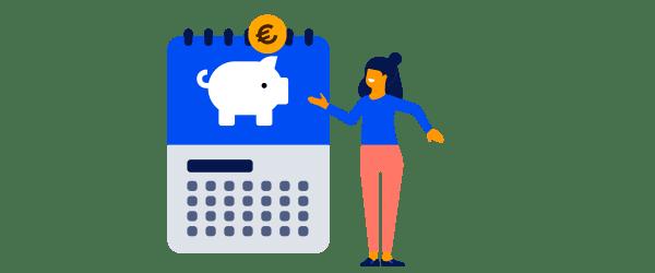 Bespaar - Maandelijk - Columns
